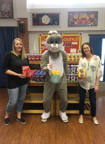 Ragged 'EGG' Support Easter Fun Day at Local Schools Federation